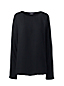 Women's Crepe Ballet Neck Top