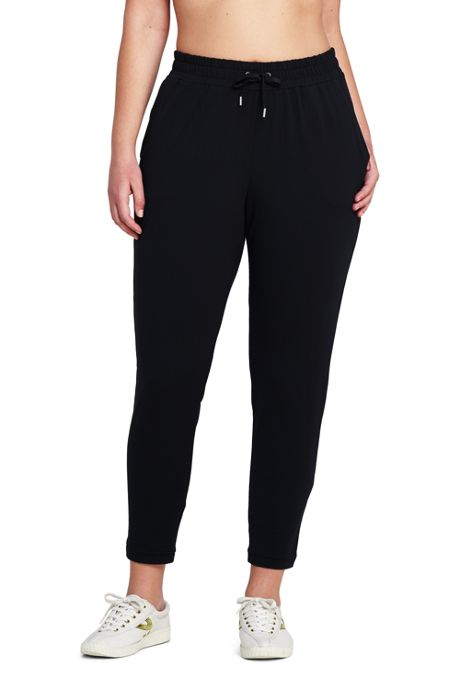 Women's Plus Size Active Knit Joggers