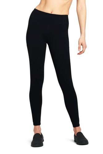 Women's Active 7/8 Tights by Lands' End