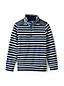 Toddler Boys' Striped Half-zip Sweatshirt