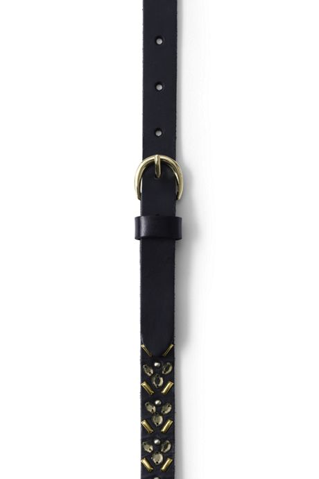 Women's Embellished Belt