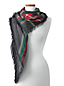 Women's Triangle Handkerchief Scarf