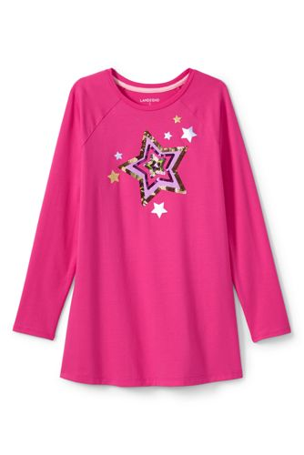 Toddler Girls' Embellished Raglan Legging Top