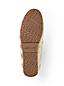 Les Pantoufles Mocassins Brocade, Femme Pied Standard