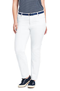 Liquidación Buena venta Para Mujer De Altura Media Pierna Delgada Mancha Repelentes Blanco Jeans - 16 34 - Tierras Blancas Terminan 100% auténtico en venta Precio bajo más barato Comprar tienda barata para 99tITG1