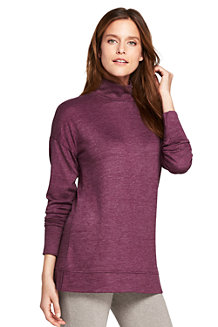 Women's Starfish Roll Neck