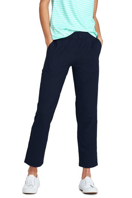 Women's Active Woven Crop Pants