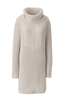 Women's Luxe Merino Blend Sweater Dress