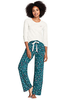 Women's Paisley Printed Pyjama Set