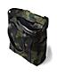 Nylon-Tasche mit Top-Zipper für Herren