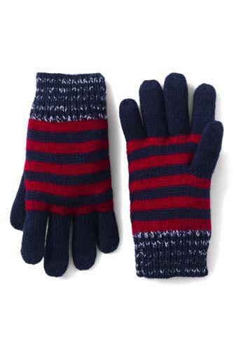 Boys' Patterned Gloves
