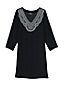 Women's Embroidered Cotton Cover-up