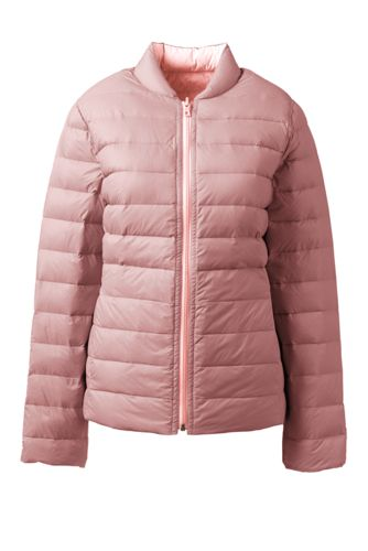 Women's Ultra Light Reversible Down Jacket