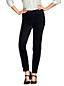 Pencil-Hose aus Stretch-Samt für Damen in Plusgröße