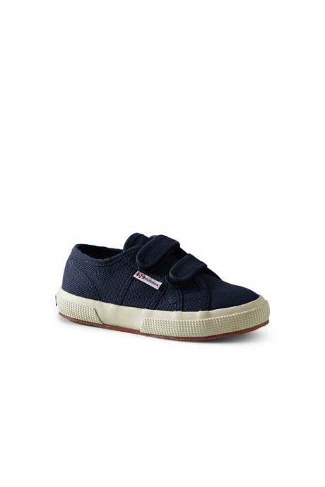 School Uniform Kids Superga 2750 JVEL Classic Sneakers