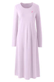 Women's Plus Size Midcalf Supima Cotton Nightgown