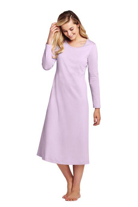Women's Midcalf Supima Cotton Nightgown
