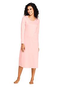 Women s Midcalf Supima Cotton Nightgown 27355b1bf6