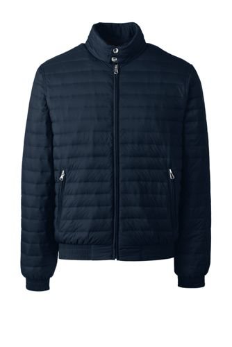 Men's Ultra Lightweight Down Jacket
