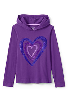 Girls' Graphic Super-T Hoodie