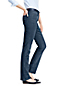Women's High Waisted Corduroy Jeans, Straight Leg