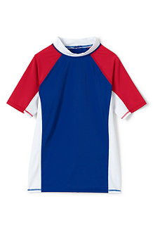 Boys' Colourblock Rash Vest