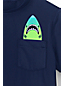 Toddler Boys' Pocket Graphic Rash Vest