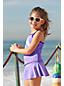 Tankini-Top Grafik für Baby Mädchen