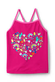 Girls Smart Swim Tankini Top