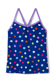 Girls Slim Smart Swim Tankini Top