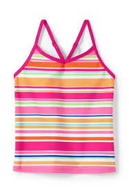 Girls Plus Smart Swim Tankini Top