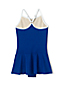 Toddler Girls' Sequin Heart Skirted Swimsuit