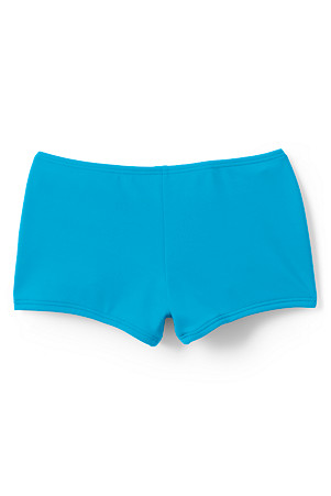 f5202b346a Girls' Smart Swim Swim Shorts   Lands' End