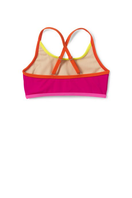 Girls Smart Swim Bikini Top