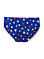Little Girls' Smart Swim Patterned Bikini Bottoms