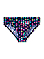 Girls' Smart Swim Patterned Bikini Bottoms