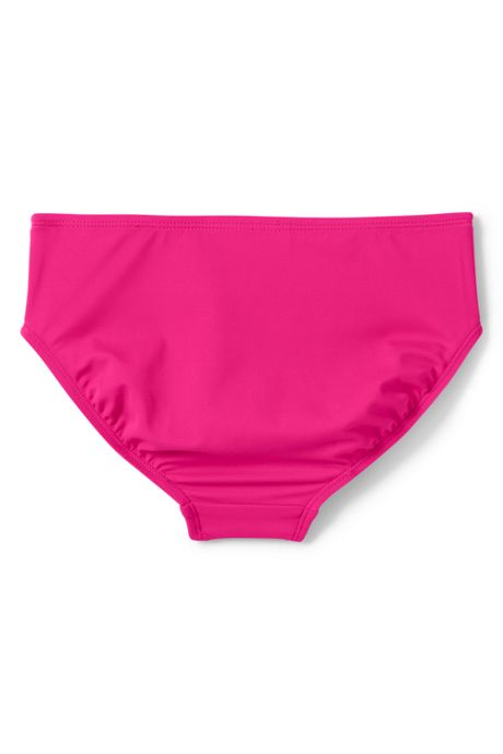 Girls Slim Smart Swim Bikini Bottoms