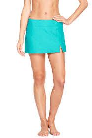 Women's Texture Mini SwimMini Skirt