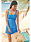 Women's Textured SwimMini