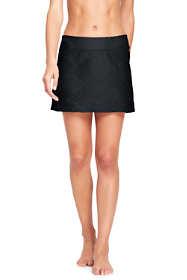Women's Texture SwimMini Skirt