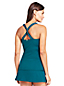 Women's Resort Collection Cross Back Tankini Top