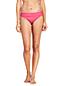 Le Bas de Bikini Taille Croisée, Femme Stature Standard