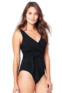 Women's Wrap Swimsuit