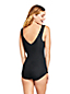 Women's Wrap Front Tunic Slender Swimsuit