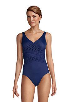Shape-Badeanzug SLENDER Gewickelt für Damen