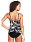 Women's Shape & Enhance Palm Print Tankini Top