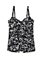 Women's Shape & Enhance Split Front Tankini Top