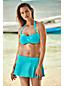 Women's Beach Living DD Cup Bandeau Bikini Top