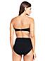 Women's Beach Living D Cup Bandeau Bikini Top