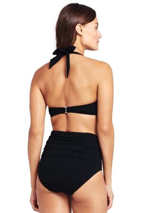 Women's DDD-Cup Bandeau Bikini Top